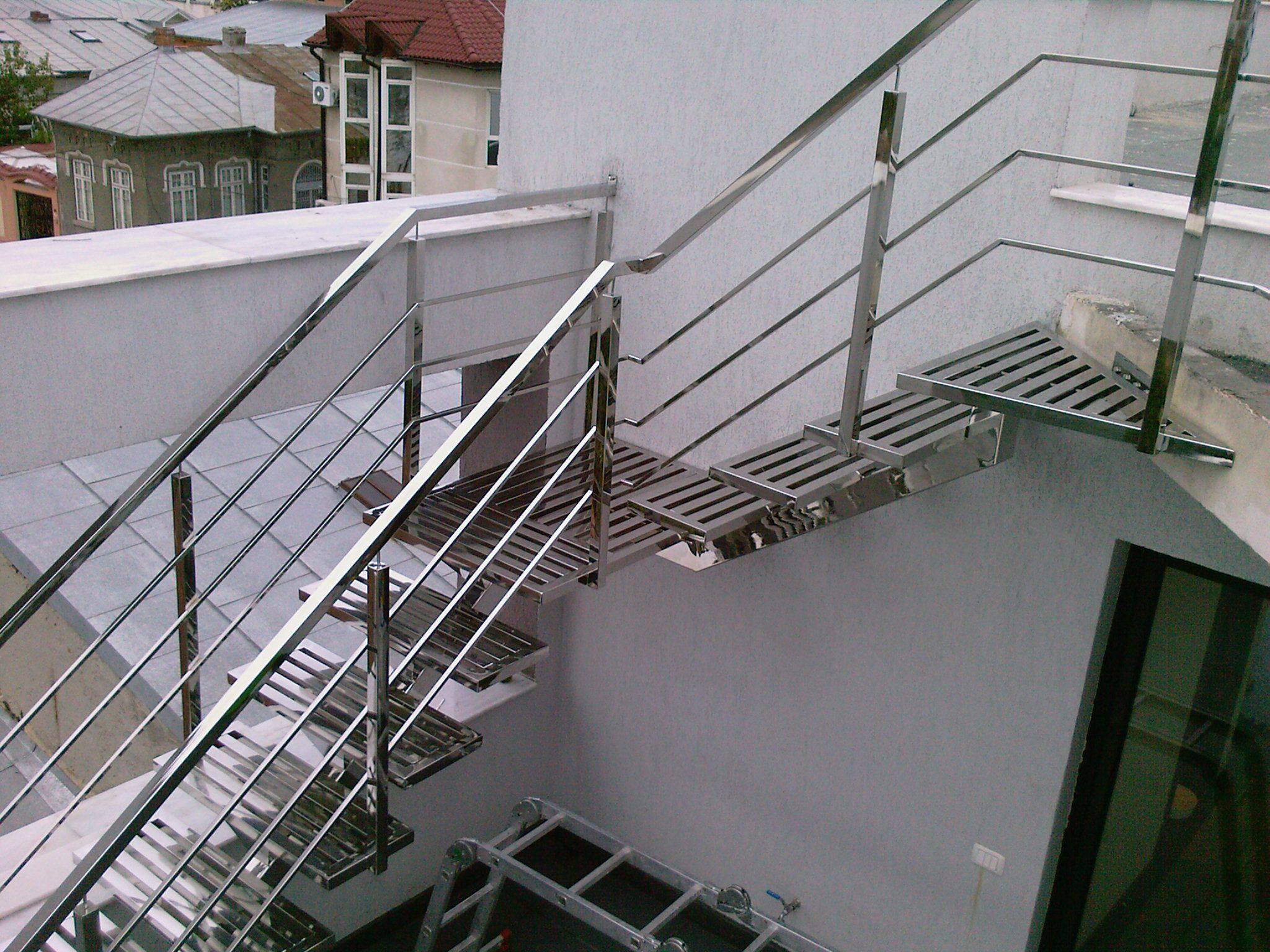 balustrade inox ieftine in Beclean